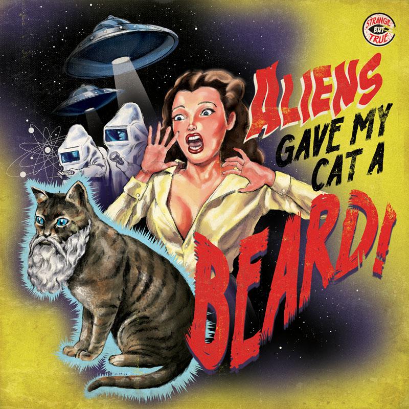cat a beard