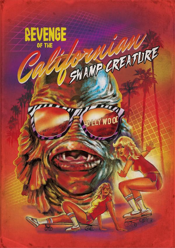 californian swamp creature