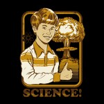 // Say yes to science!